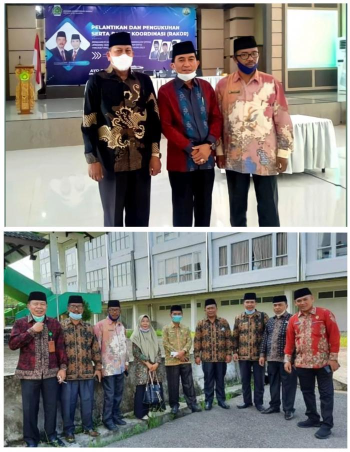 Kanwil Kemenag Gelar Rakor Pengurus KKM Jenjang MTs Tingkat Provinsi Jambi